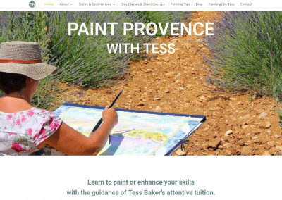 Paint Provence With Tess