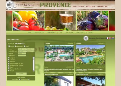 Your Life In Provence
